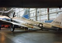 44-44553 @ FFO - P-75A at the National Museum of the U.S. Air Force - by Glenn E. Chatfield
