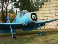D-ESQT - LET Z-37/Finow-Brandenburg - by Ian Woodcock