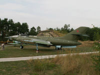 91 - Yakolev Yak-28R/Finow-Brandenburg (marked as 91 white) - by Ian Woodcock