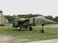 720 - Mikoyan-Gurevich MiG-23 BN/Finow-Brandenburg (marked as 720) - by Ian Woodcock