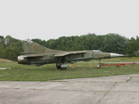 08 - Mikoyan-Gurevich MiG-23 S/Finow-Brandenburg - by Ian Woodcock