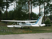 D-EDLY - Reims-Cessna F.172F/Finow Brandenburg - by Ian Woodcock