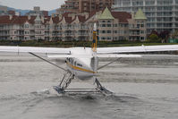 C-FHAA @ CYWH - Harbour Air Otter
