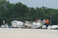 162174 @ KRFD - Grumman C-2A - by Mark Pasqualino