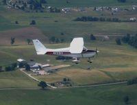 N1331Y - 3000' near Newark, OH - by Bob Simmermon