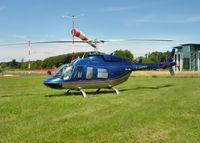 D-HWPY @ EDTF - Bell 206L-3 Long Ranger III - by J. Thoma