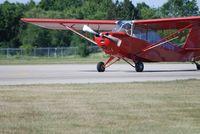 C-FOTP @ YOO - Canadian Aviation Expo - Oshawa airport - by eyeno