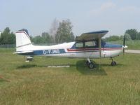 C-FJNG @ CYOO - C-FJNG Cessna 172 at Oshawa - by Pete Hughes