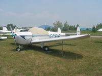 CF-DIG @ CYOO - CF-DIG Erco 415 at Oshawa - by Pete Hughes