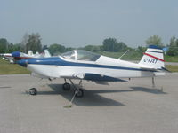 C-FJET @ CYOO - C-FJET  RV-6 at Oshawa - by Pete Hughes