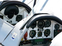 C-GDWL - Bucker 131 Instrument Panel - by duster84
