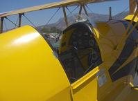 N133JU @ SZP - 1936 Bucker 133C Jungmeister (Serial No. 1001-1st production Jungmeister) as NX133JU, Siemens-Halske SH 14 A-4 Radial 160 Hp, panel - by Doug Robertson