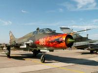 305 - Sukhoi Su-22-UM-3K/Polish AF/Laage Show - by Ian Woodcock