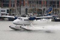 C-FGQE @ CYWH - West Coast Air Dash 6 Twin Otter