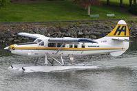 C-FITF @ CYWH - Harbour Air Dash 3