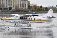 C-GLCP @ CYWH - Harbour Air Dash 3