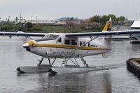 C-GUTW @ CYWH - Harbour Air Dash 3