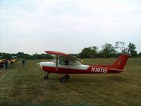 N19115 @ 0R2 - 1972 Cessna 150L - by J J Sauer