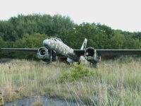 193 - Ilyushin IL-28U/Preserved at Peenemunde - by Ian Woodcock