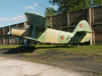 D-FONB - Antonov An-2TD/Preserved at Peenemunde (marked as 799) - by Ian Woodcock