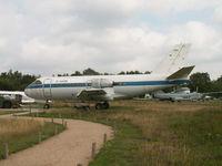 D-AXDB - VFW-Fokker VFW614/Preserved Nordholz Aeronauticum - by Ian Woodcock