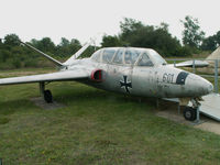 388 - Fouga CM-170R/Preserved Nordholz Aeronauticum (marked as SC+601) - by Ian Woodcock
