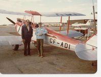 CF-ADI @ CYQR - Restored 1929 Gipsy Moth DH60M - by Barneydhc82