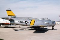 51-13390 @ ARR - RF-86F at the Air Classics Museum - by Glenn E. Chatfield