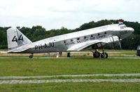 N39165 @ EHVK - The oldest flying passengers aircraft! - by Jeroen Stroes