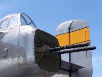 N345BG @ KBJC - Tail Guns