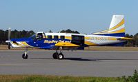 N820AB @ KDED - PAC 750XL - by Terry Fletcher