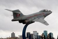 101060 @ CYXD - Canadian AF McDonnell CF-101B Voodoo