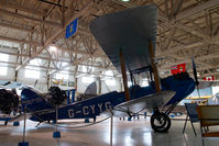 G-CYYG @ CYXD - Edmonton Aero Club De Havilland Cirrus Moth
