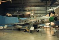 54-1753 @ FFO - F-100C at the National Museum of the U.S. Air Force - by Glenn E. Chatfield