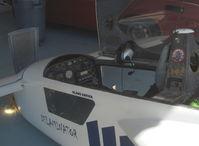N57LG @ SZP - 1983 Godsey/Klaus Savier modified Rutan VARI-EZE, Continental O-200 100+ Hp, World FAI multiple  record speedster, pilot's panel - by Doug Robertson