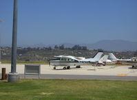 N210TL @ CMA - Cessna T210N TURBO CENTURION II, Continental TSIO-520-R 310 Hp - by Doug Robertson