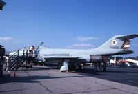57-0265 @ DAY - F-101B at the Dayton International Air Show - by Glenn E. Chatfield