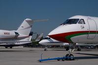 A4O-AC @ VIE - Oman Government Gulfstream 4 - by Yakfreak - VAP