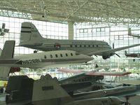N138D @ KBFI - Douglas DC-3 A-227C/Museum of Flight/Seattle - by Ian Woodcock
