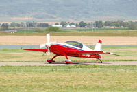 N13PR @ KFNL - Taxi Ft Collins/Loveland Airport - by John Little
