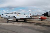 21533 @ CYXD - Canadian AF Lockheed T33