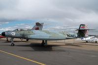 18476 @ CYXD - Canadian AF Avro CF-100 - by Yakfreak - VAP