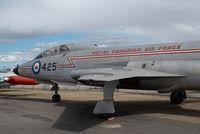 17425 @ CYXD - Canadian AF Canadair CF101 Vodoo - by Yakfreak - VAP