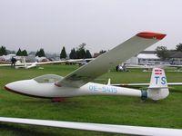 OE-5415 @ XHUS - Glasflugel H201B Standard Libelle - by Simon Palmer