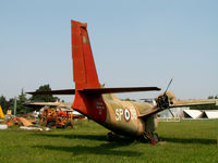 MM61911 - Piaggio P.166 ML1/Preserved/San Possidonio - by Ian Woodcock