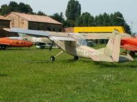 MM57195 - SIAI-Marchetti SM.109E/Preserved/San Possidonio - by Ian Woodcock