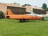 MM54168 - Aermacchi MB-326E/Preserved/San Possidonio - by Ian Woodcock