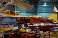 CF-ALZ @ CEX3 - Curtiss C1 Robin