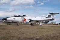 101038 @ CEX3 - Canadian AF Canadair CF101 Vodoo