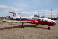 114076 @ CEX3 - Canadian AF Canadair CT114